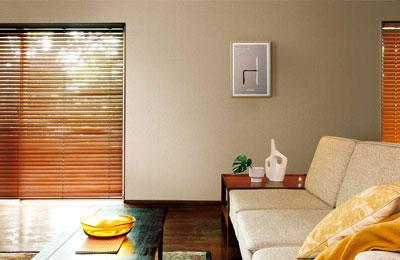 ルノン 「通気性 空気を洗う壁紙」